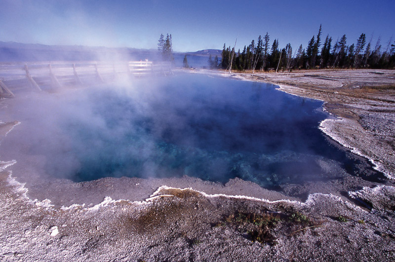 Yellowstone - Йеллоустонский национальный парк (4)