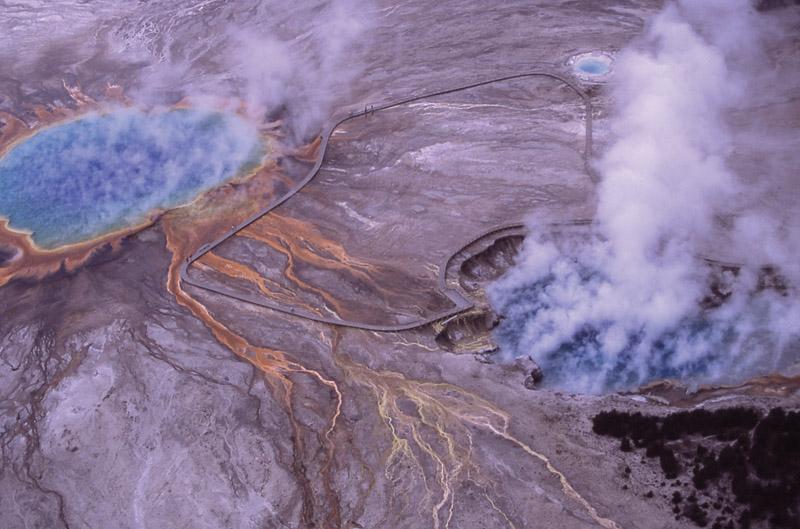 Yellowstone - Йеллоустонский национальный парк (2)
