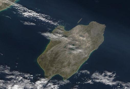 остров Котс - Coats Island