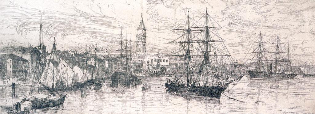 Лондон - Порт