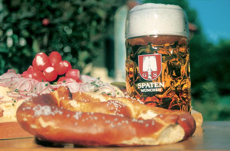 Баварский пикник