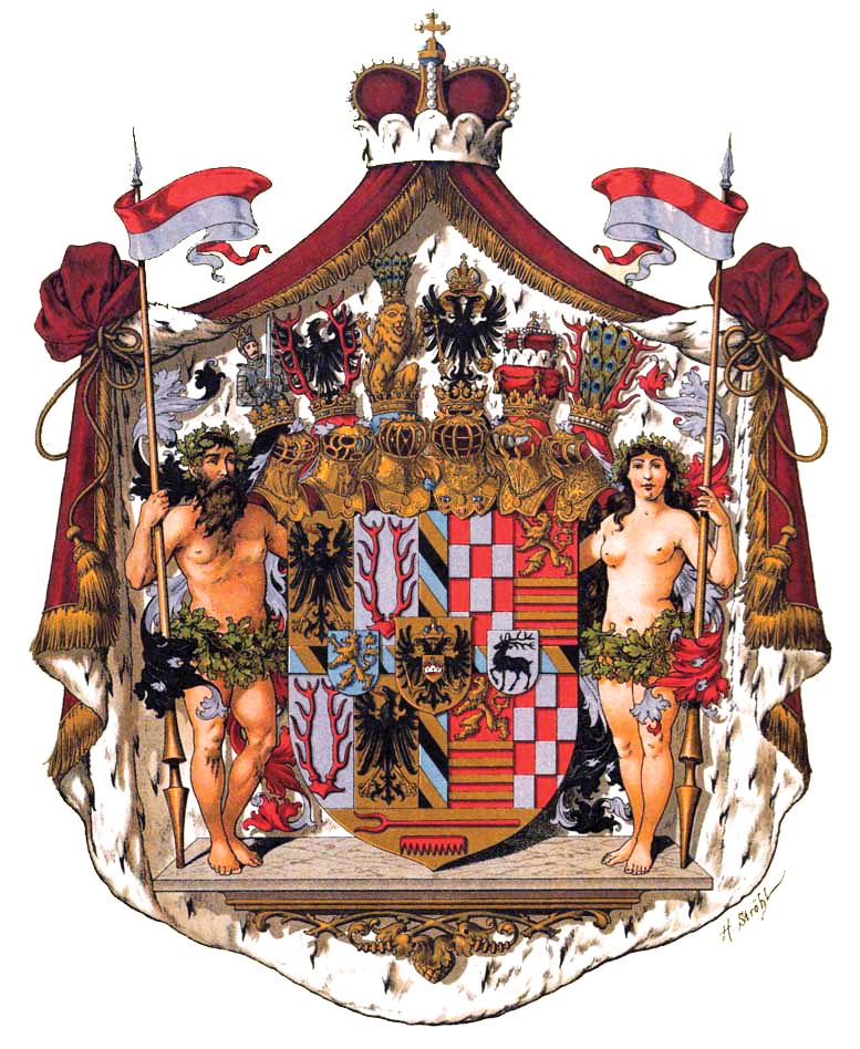 Герб Фюрстентум Шварцбург-Зондерхаузен