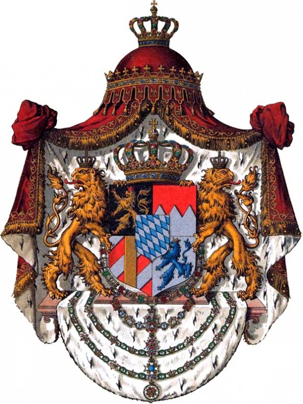 Герб Королевства Баварии