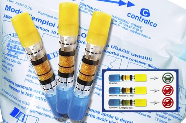 тест на алкоголь - ethylotest