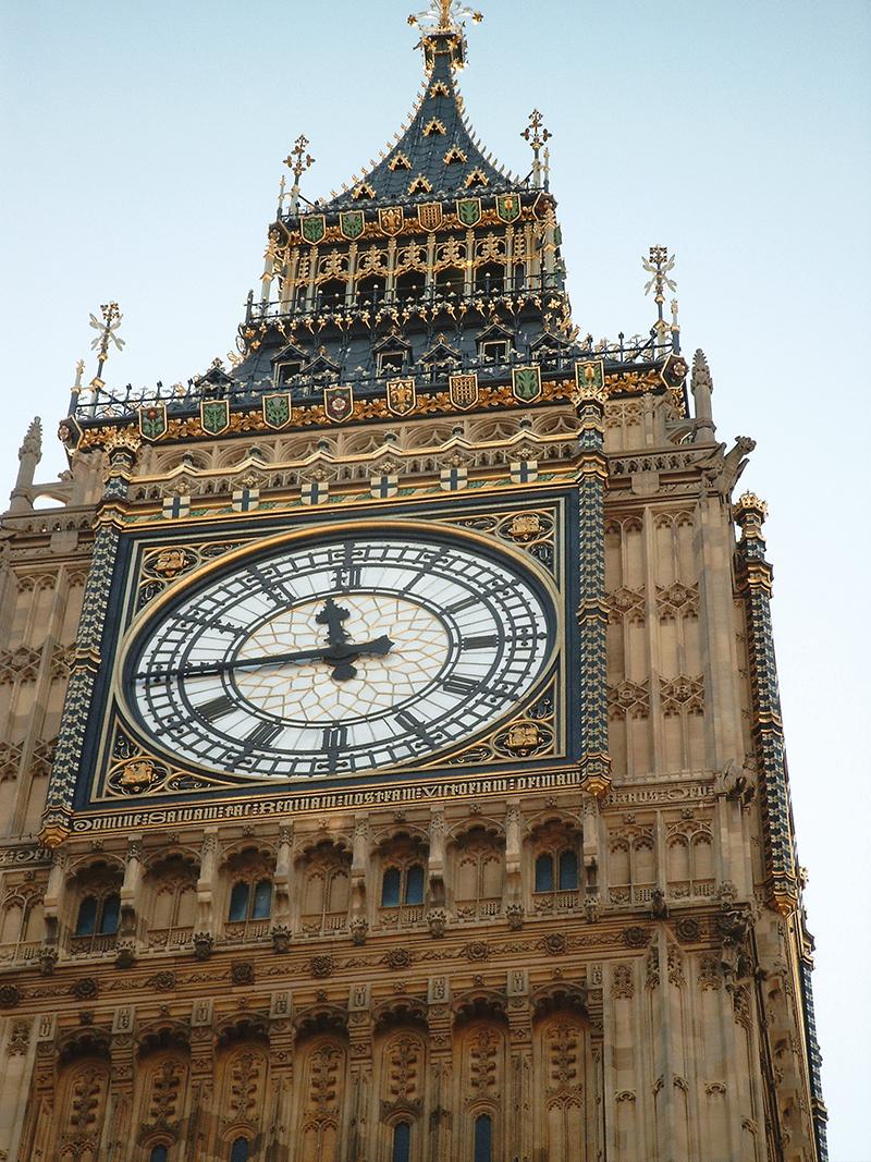 Биг Бен (Big Ben). Лондон