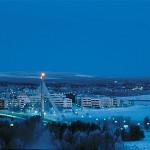 Финляндия (Suomi) Лапландия