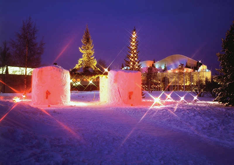 © City of Rovaniemi, Photo Suvilehto Jukka