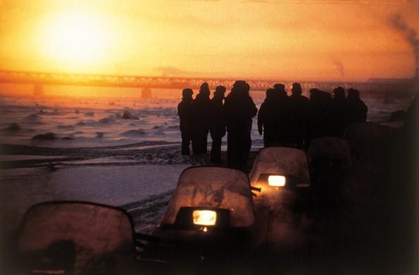 Мотосафари. Снегоходы. Финляндия (Suomi) Лапландия