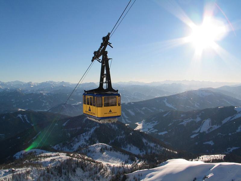 Ski. Austria. Germany