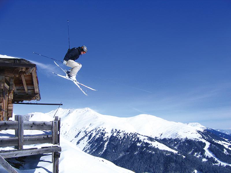 Лыжные курорты. Альпы
