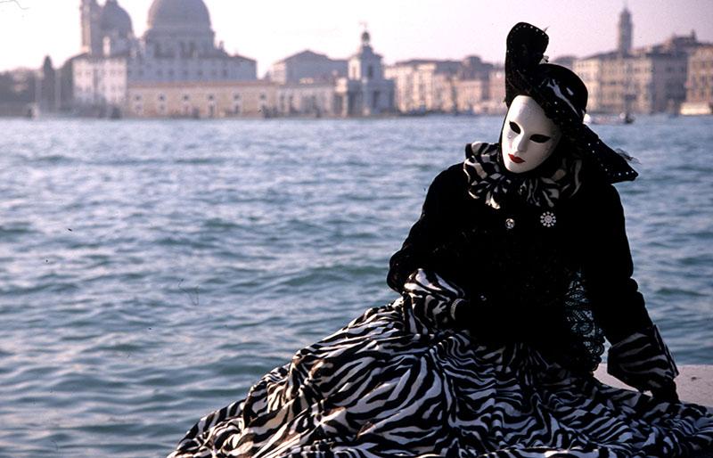 Карнавал. Венеция, Италия