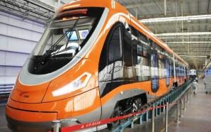 Первый в мире трамвай на водородных аккумуляторах
