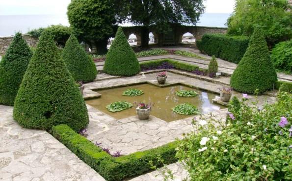 Дворец королевы Марии1