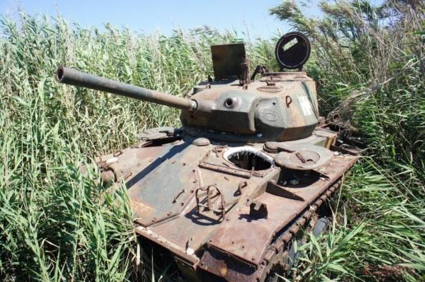 rhodes tank