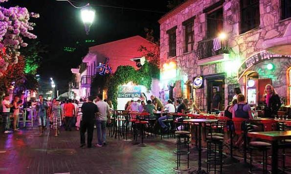 marmaris bar street