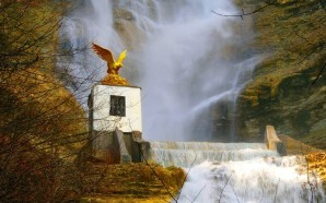 Крым: водопад Учан-Су