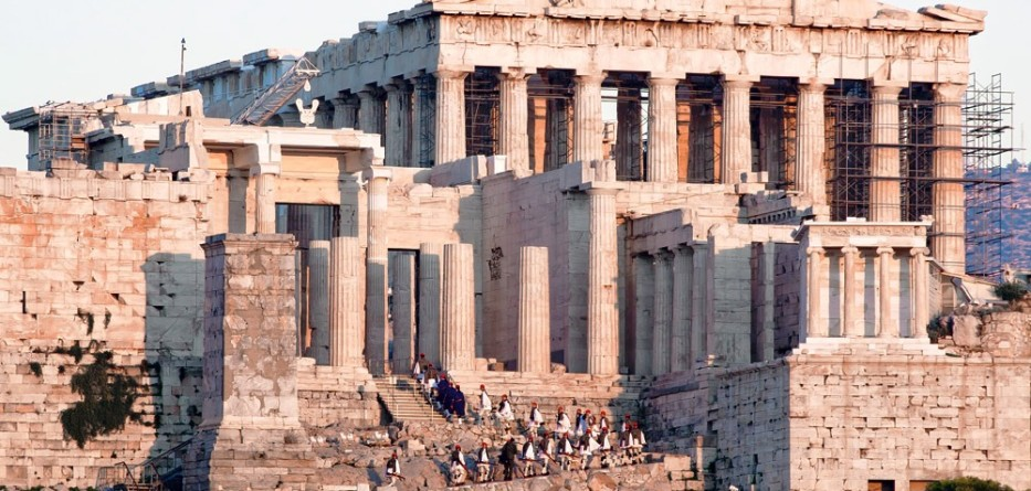 Acropolis-Parfenon