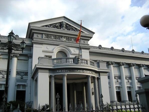 Городской музей Хошимина