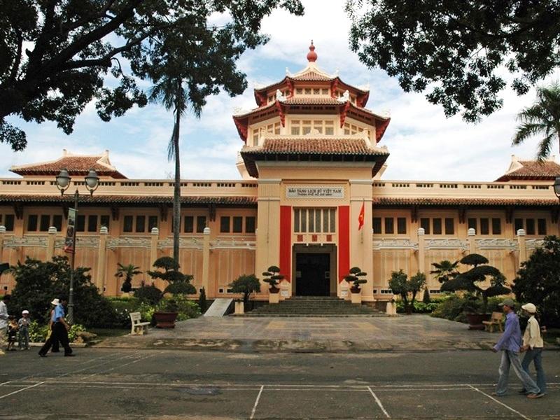 Исторический музей Вьетнама в Хошимине