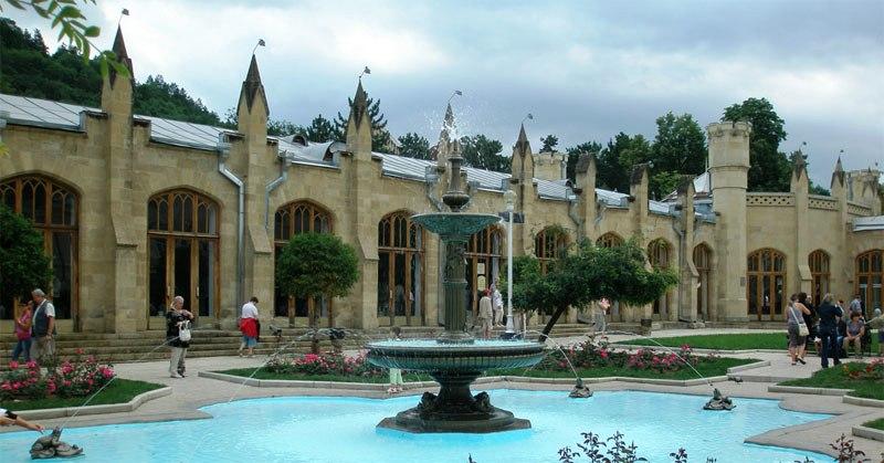 Кисловодск – город минеральных вод