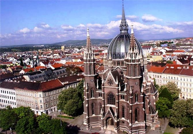 Вена – жемчужина династии Габсбургов